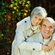 Mature couple — Stock Photo #11672427