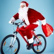 Christmas ride — Stock Photo