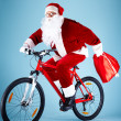 Christmas ride — Stock Photo #11672557