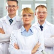 Medical team — Stock Photo #11673102