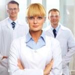 Head physician — Stock Photo