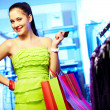 Smart shopper - Foto de Stock