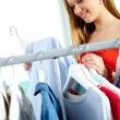 Shopping female — Stock Photo