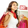 Girl shopping — Stock Photo #11673493