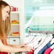 Shopping girl — Stock Photo #11673995