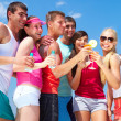 Youth party — Stock Photo #11675605