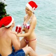 Stock Photo: Romantic holiday