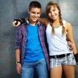 Teens — Stock Photo #11676252