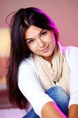 Moça bonita — Foto Stock