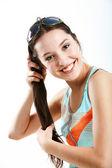 Haircare — Stock Photo