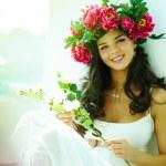 Happy woman — Stock Photo #11691132
