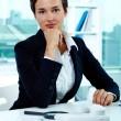 mujer de negocios — Foto de Stock   #11691247