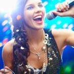 Karaoke — Stock Photo