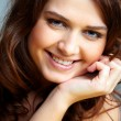 Smiling miss — Stock Photo #11692233