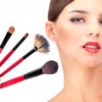 Cosmetic tools — Stock Photo #11692321
