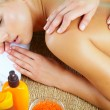 Spa massage — Stock Photo #11692373