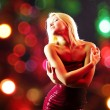 Sensual dance — Stock Photo #11694051