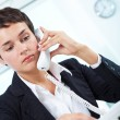 Phoning — Stock Photo