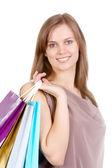 Shopping tid — Stockfoto
