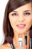 Maquillage professionnel — Photo