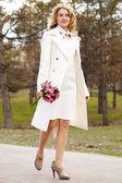 Spring fashion — Stock Photo