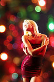 Sensual dance — Stock Photo