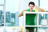 Domestic work — Stock Photo