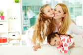 Childcare — Stock Photo