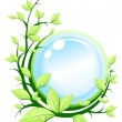 Ecology concept — Stock Vector #11696002