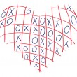 Heart for divination - Stock Vector