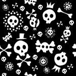 Skull — Stock Vector #11698226