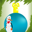 Christmas ball — Stock Vector #11698930