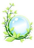 Ekologia koncepcja — Wektor stockowy