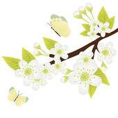 Springtime — Stock Vector