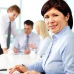 Successful female — Stock Photo #12497402