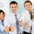 Excellent workers — Stock Photo #12497444