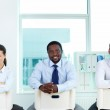 Successful group — Stock Photo