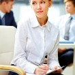 Business dreamer — Stock Photo