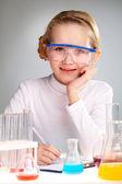 Mieux les travailleur scientifique — Photo