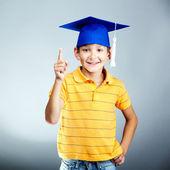 Akıllı çocuk — Stok fotoğraf
