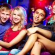 Royalty-Free Stock Photo: Young clubbers