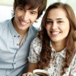 Young couple — Foto de stock #12507971