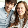 Foto de Stock  : Young couple