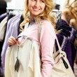 Pretty shopper - Stock Photo