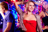 Rhythm of party — Stock Photo