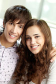 Young couple — Foto de Stock