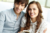 Young couple — Foto Stock