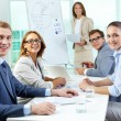 Business team portrait — Stock Photo #12510531