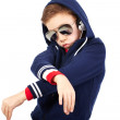 Teen rapper — Stock Photo #12511429