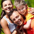 Loving family — Stock Photo #12511476